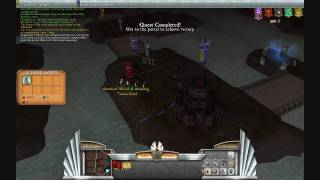 Saga MMORTS Quest  - Reign of Nightmares