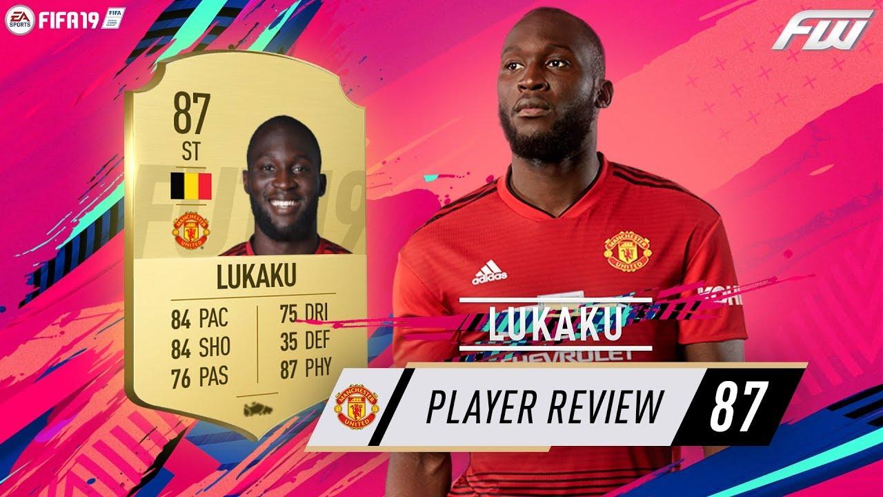 Lukaku Fifa 19
