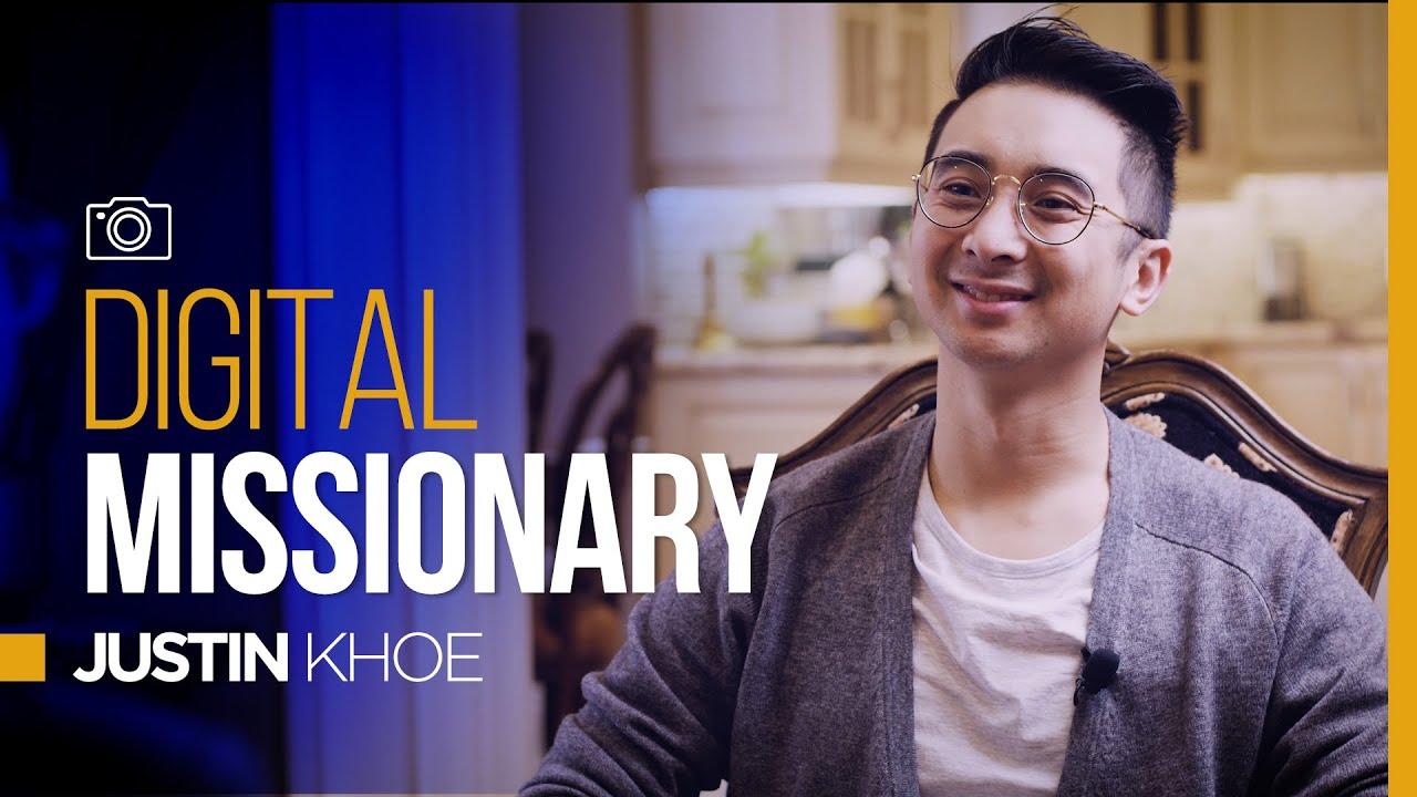 Digital Evangelism with Justin Khoe