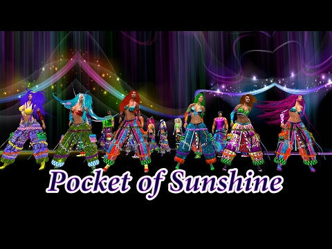 SLDC: Virtual Expressions 2017 – Pocket of Sunshine