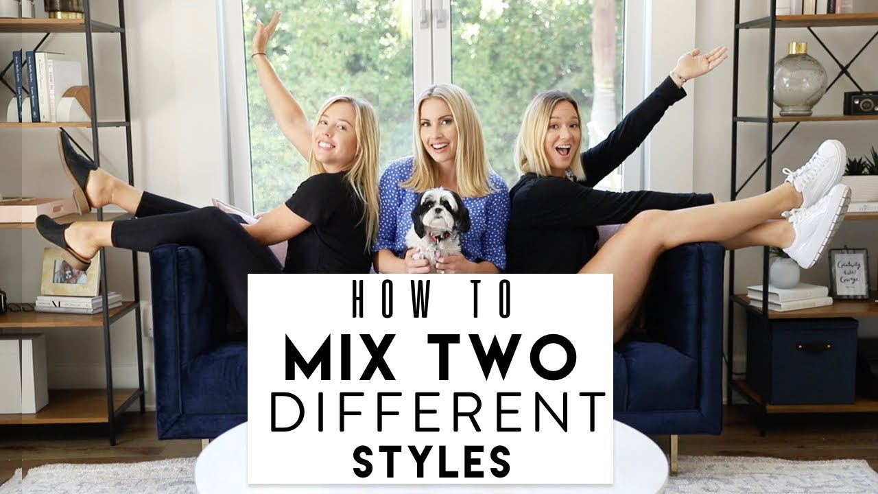 ROOM TRANSFORMATION | How to Merge TWO DIFFERENT Design Styles | Alisha Marie + Ashley Nicole