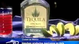 México.- Impulsan productos mexicanos en Asia. Promueven tequila y mezcal en China.