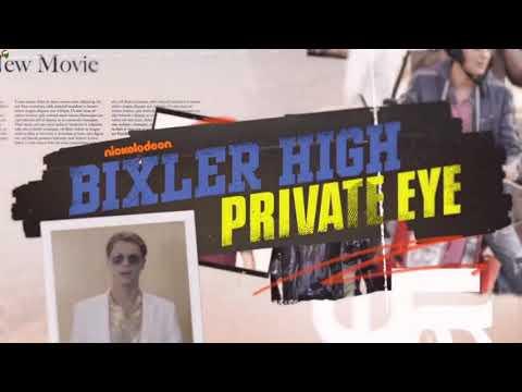 BIxler High Private Eye 🎥 EXCLUSIVE Sneak Peek | Nickelodeon Original Movie 🍿 [HD]