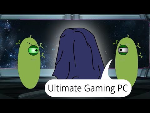 When a gamer gets a PC from another universe [Part 1]