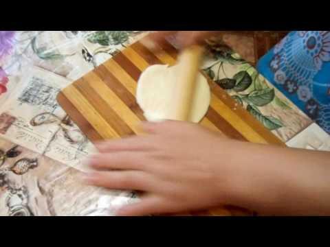 Как красиво защипать пироги