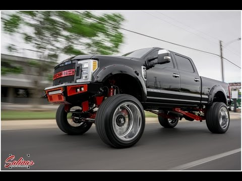 2017 F250 Built on 26x14 Specialtys & 10 inch FTS lift ...