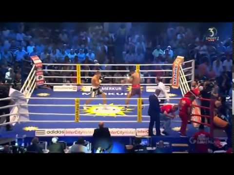 Vincent Feigenbutz vs Mauricio Reynoso   Full Fight    18 July 2015
