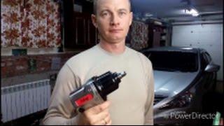 видео Купить пневмогайковерт ударный