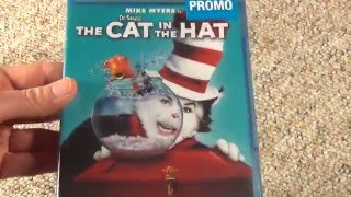 The Cat in the Hat Blu-Ray Unboxing