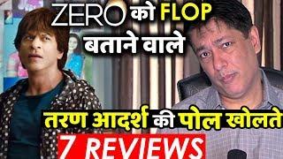 Zero Review War : 7 Big Reviews That Decodes Taran Adarsh Style of Reviewing !