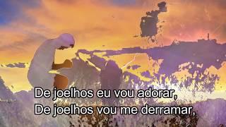 Baixar De Joelhos - Elaine Mendes (Com Letra)