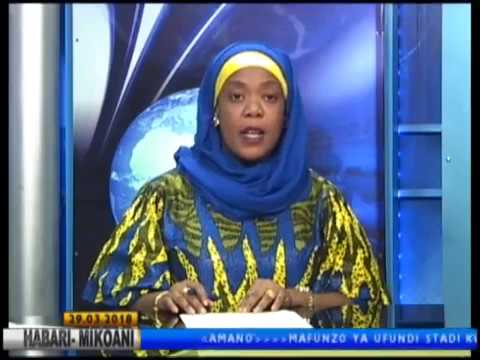 Tanzania Broadcasting Corporation | EFIA Meeting- March 2018