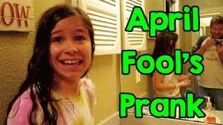 april fool's day prank