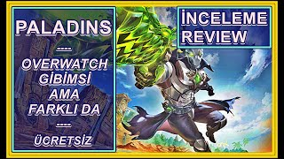 PALADINS İNCELEME REVİEW