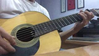 Let it be - The Beatles - guitar solo - việt nam