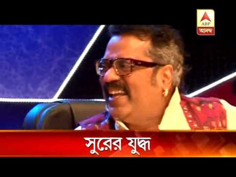 Asha Bhonsle At Zee Bangla's Saregama Program