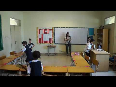 Classroom Activity Grade 2 - Sheikh Zayed International Academy Islamabad