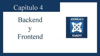 TUTORIAL JOOMLA 3.0 EN ESPAÑOL CAPITULO 4: BACK END Y FRONT END