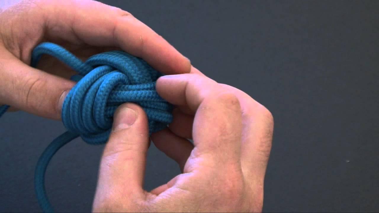 Webs rie noeud marin episode 1 la pomme de touline youtube - Noeud de sifflet de bosco ...