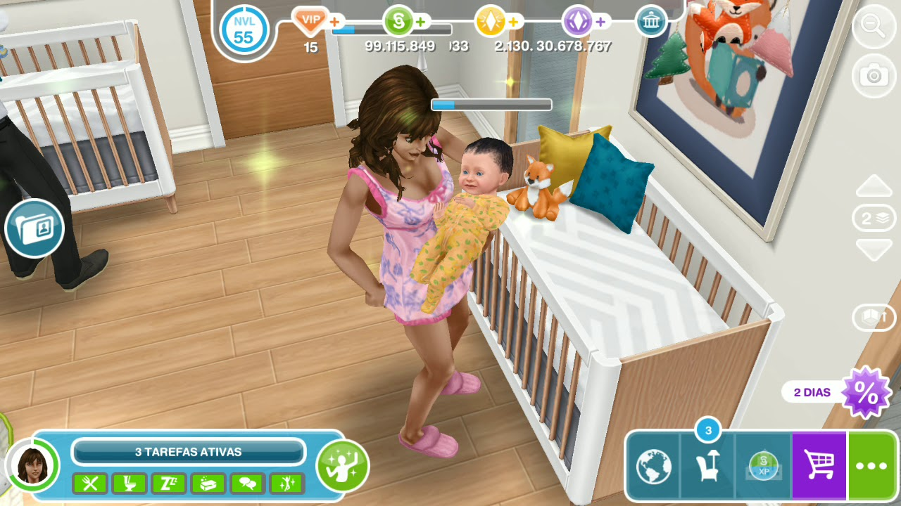 The Sims freeplay - YouTube