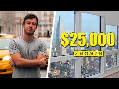 How I Spend $25,000 A Month Living in NYC | Millennial Entrepreneur