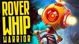 Overlord's Whip Rover Warrior | Part Two | Rise of Shadows | Hearthstone | Dekkster