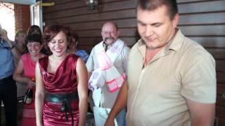 Самый лучший свадебный Прикол Подарок разбил Дарение на свадьбе