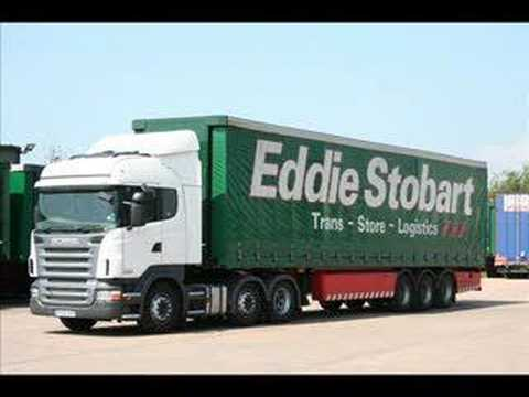 The Wurzels - I Want To Be A Eddie Stobart Driver