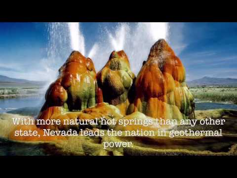 40 Facts About Nevada You Didn't Know