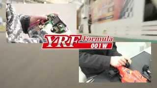 Waigo[TV] YOKOMO YRF Formula 001W Promotion [全新 YOKOMO F1底盘]