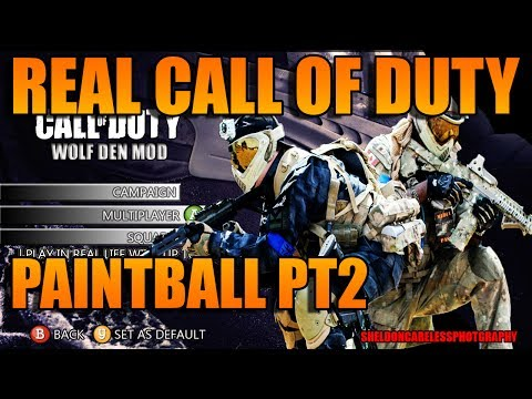 REAL CALL OF DUTY PART 2