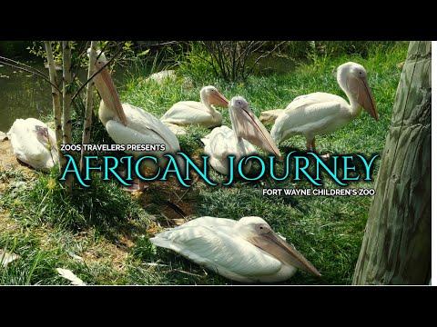 African Journey | Fort Wayne Children's Zoo