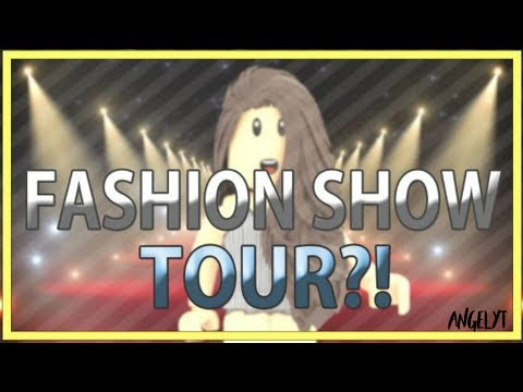 ANGEL FASHION SHOW TOUR!?!? | AngelYT