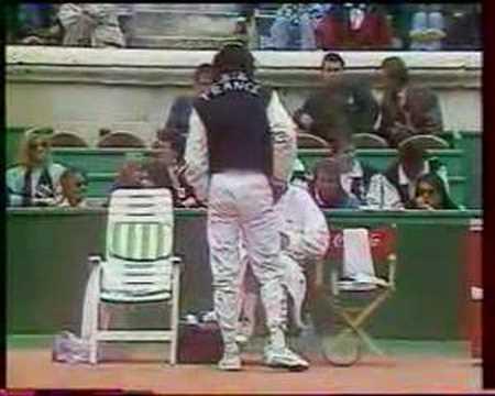 Forget Masur Davis Cup 1991