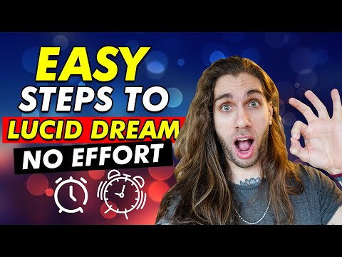How to get lucid dreams tonight