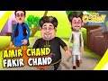 Motu Patlu- EP15B | Amir Chand Fakir Chand | Funny Videos For Kids | Wow Kidz Comedy