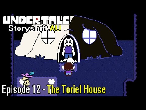 Storyshift: Episode 12 - The Toriel House(Undertale Comic Dub)