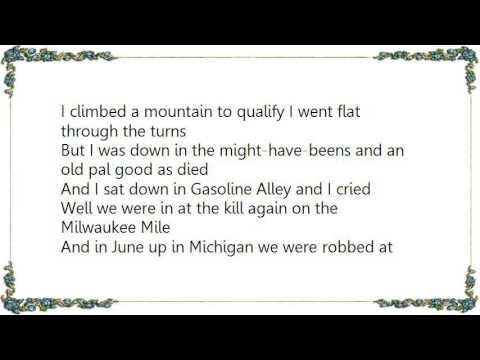 Emmylou Harris - Speedway at Nazareth Lyrics