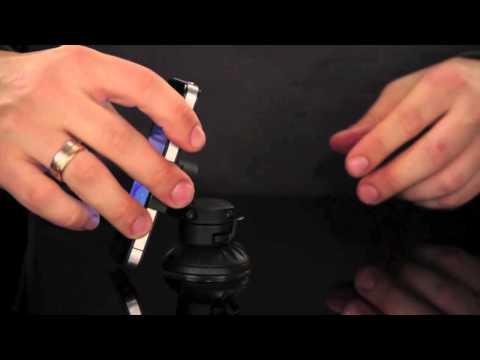 Just Mobile Xtand Go -- Den Ultimata Smartphone-hållaren För Bilen.