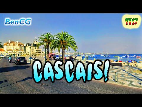 Lisbon's Beach Resort - CASCAIS, PORTUGAL // #PT17 Ep.4