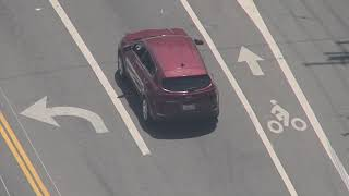 5/30/19 - Car Chase Driver Taunts Police, Does Donuts - Unedited
