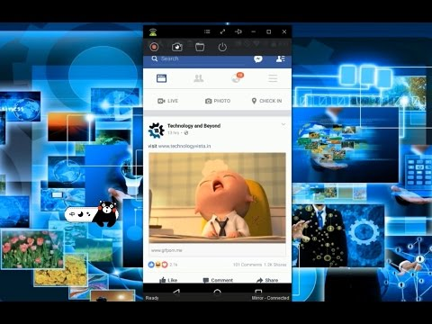 Best Android Screen Mirroring Application