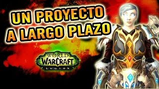 World of Warcraft | UN PROYECTO A LARGO PLAZO
