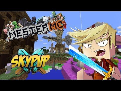 MesterMC ► ✪ SkyPvP ✪ ► 1.rész ❝xnxx.xom❞