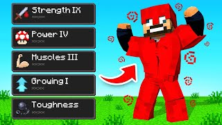 Playing as The MOST POWERFUL Character in Minecraft Sky Factory
