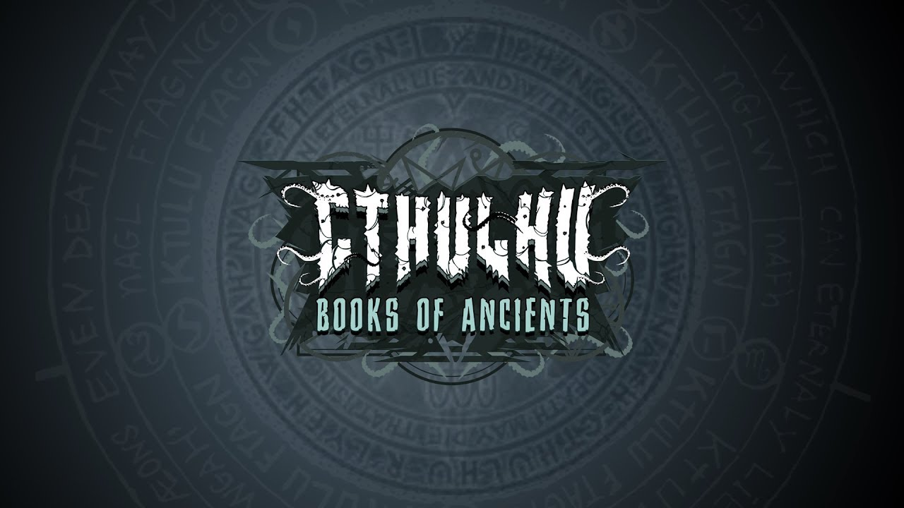 Cthulhu: Books of Ancients - Official Trailer