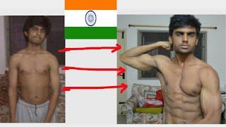 How Super Skinny Indians Can Get Bigger Biceps-Part1-The PEAK!