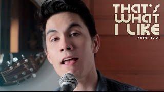 Video That's What I Like (Bruno Mars) Acoustic Cover - Sam Tsui & Jason Pitts download MP3, 3GP, MP4, WEBM, AVI, FLV Januari 2018
