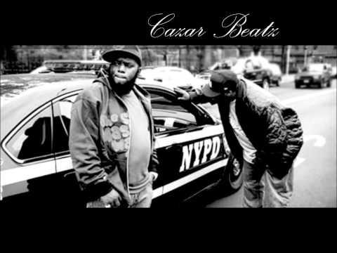 Rap Instrumental - Next Underground Hip Hop Beat NY G´s - (prod by Cazar Beatz)