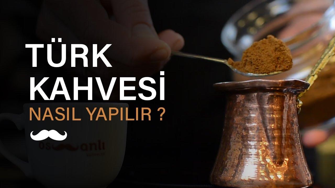 Türk Kahvesi Nasıl Yapılır? | Lezzetli Kahvenin Sırrı